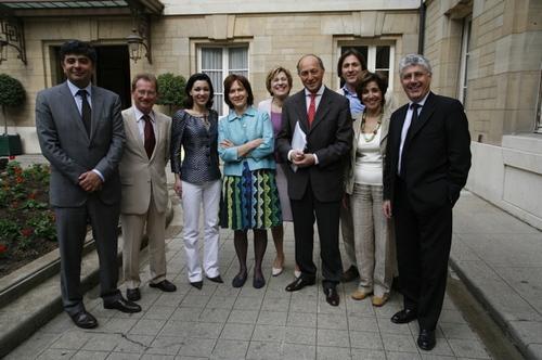 L'équipe de Laurent